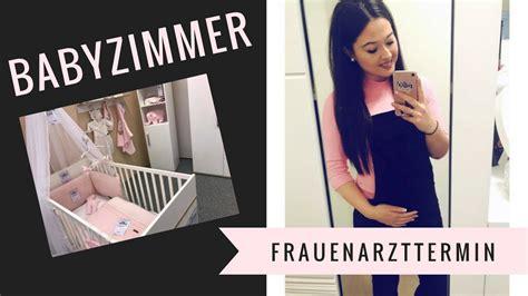 Vlog#07  Frauenarzttermin  Babyzimmer Einrichten Ssw24