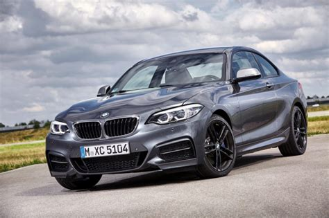 2019 Bmw 240i by New 2017 Bmw 240i Coupe Facelift Shines In New Photos