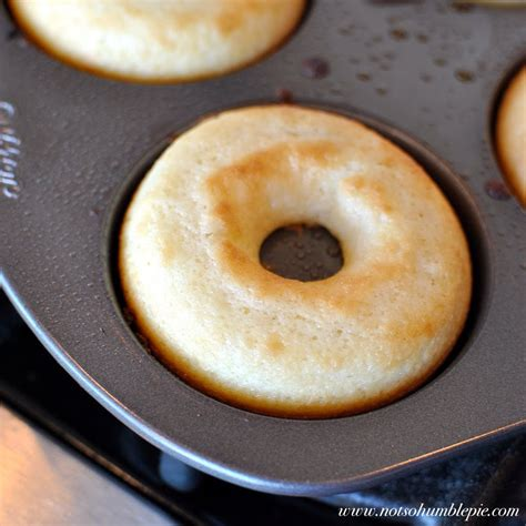 humble pie baked cake donuts