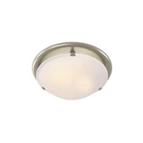 Utilitech Bathroom Fan With Light by Lowe S Utilitech 2 Sone 80 Cfm Brushed Nickel Bathroom Fan