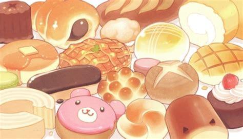 Kawaii Anime Food