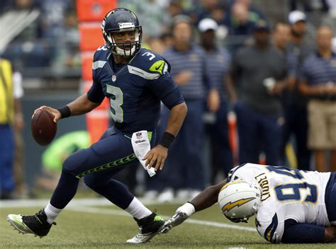 seahawks  chargers matchup