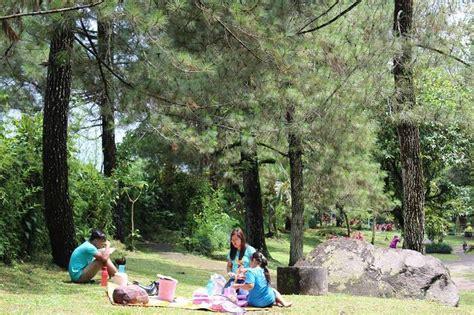 taman wisata kaliurang pesona wisata alam  kaki merapi