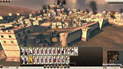 2 total war siege total war rome 2 historical battle siege of carthage