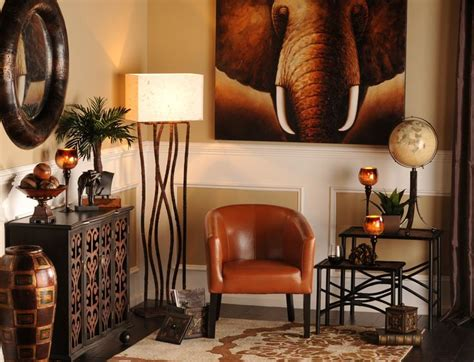 Safari Decorated Living Rooms by Best 25 Safari Home Decor Ideas On