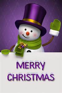 Cute Merry Christmas Snowman Pictures, Photos, and Images ...