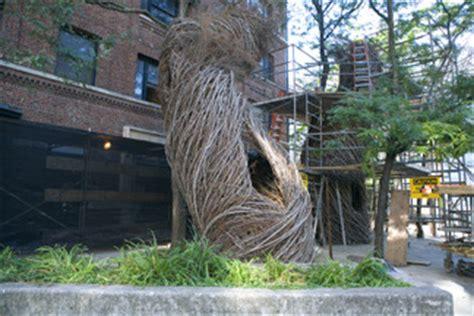 dozen    outdoor art installation