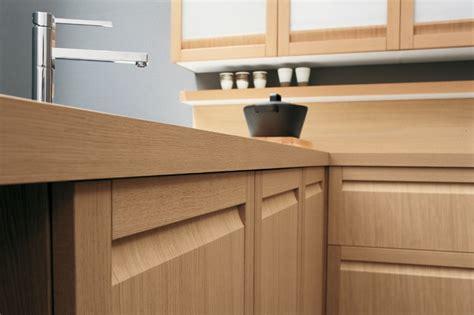 cuisine contemporaine en bois massif cuisine bois massif design ged cucine