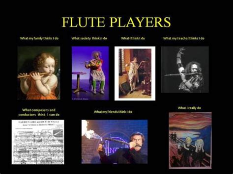 Flute Player Meme - flute players on tumblr