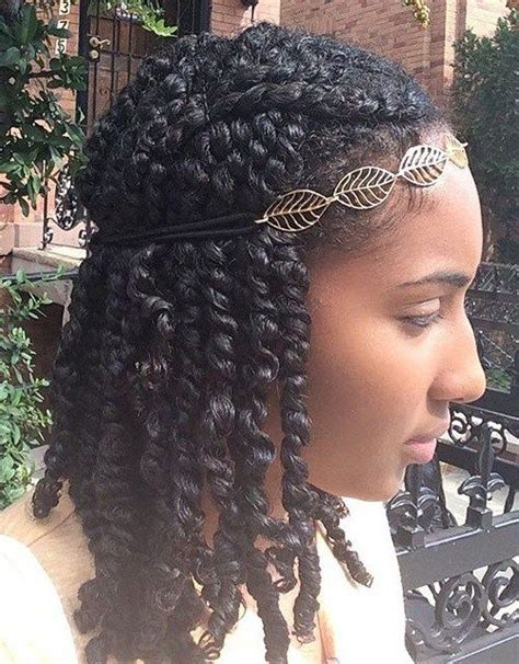Pictures Of Black Twisted Hairstyles by All Twisted Up 20 Twists Hairstyles To Try