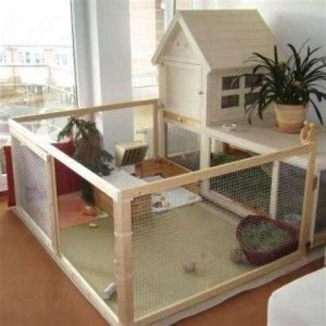 foto de diy indoor rabbit cages Google Search #rabbithouses
