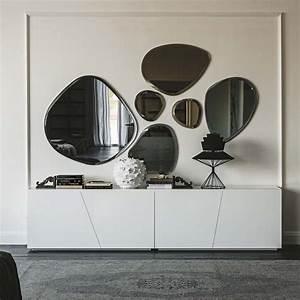 Miroir Design Goutte Dcoration De Luxe IDKREA Collection