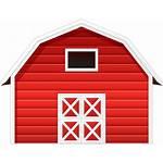 Barn Clip Clipart Pig Farm Cartoon Animated