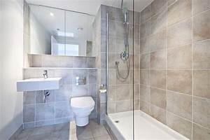 Bathroom tiling ideas approved trader for How much does it cost to build an ensuite bathroom