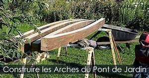 Pont En Bois Pour Jardin : 17 best images about pont de bassin de jardin tapes de construction on pinterest photos ~ Nature-et-papiers.com Idées de Décoration