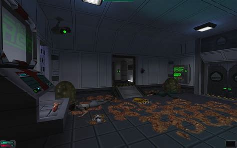 Hydro1 With Shtup And Vurts Mods Image System Shock 2