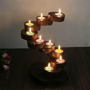 Popular Wooden Candlesticks-Buy Cheap Wooden Candlesticks