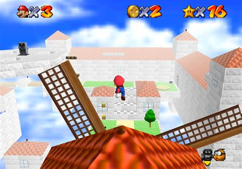 Categorysuper Mario Star Road Location Super Mario 64