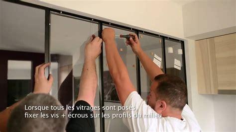 comment poser une cuisine comment poser une verrière d 39 atelier lapeyre