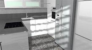 Küche Mit Side By Side Kühlschrank : nobilia musterk che u k che in hochglanz bosch ger ten keramik sp le r ckw nden side by ~ Bigdaddyawards.com Haus und Dekorationen