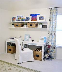 remodelaholic fun craft room makeover With considerations building craft room ideas