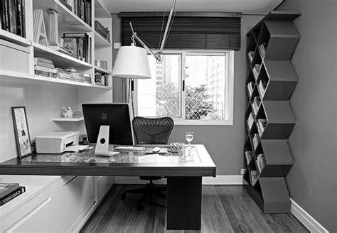 Beautiful White Grey Wood Glass Modern Design Interior