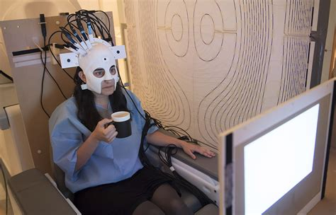 This Funky Helmet Makes Brainscanning More Comfortable