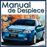 Wiring Diagram Chevrolet Optra Espa Ol