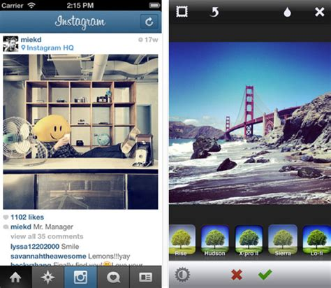 instagram layout instagram launches web profiles wall insanity
