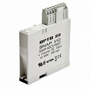 OPTO 22 SNAP IDC5FAST High Speed Digital Input Module 2 5 ...