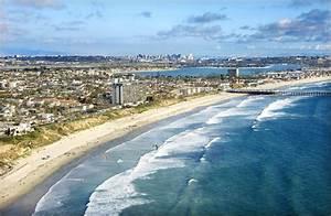 Panoramio - Photo of Aerial Photo Pacific Beach San Diego