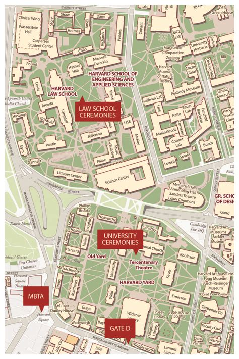 harvard university law maps campus map legally blonde