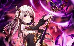 Fantasy, Art, Anime, Anime, Girls, Wallpapers, Hd, Desktop, And, Mobile, Backgrounds