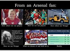 Arsenal meme North London is Red Pinterest Arsenal