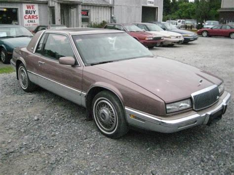 Buick Riviera 1989 by 1989 Buick Riviera Related Infomation Specifications