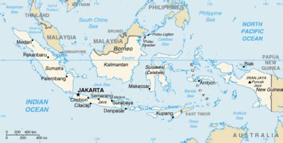 list  cities  indonesia wikipedia