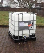 Zisterne 1000 Liter : regenwasser tank container 1000 liter g nstig ibc wasserfass zisterne fass gitterbox regentonne ~ Frokenaadalensverden.com Haus und Dekorationen