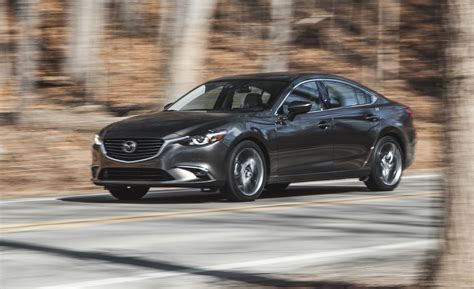 2018 Mazda6 i Grand Touring Review review 1280 X 782 ...