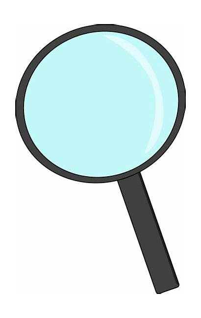 Magnifying Glass Clipart Scientist Science Printable Classroom