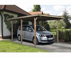 Weka Y Carport : weka carport voor 1 voertuig 606 maat 1 geimpregneerd incl ankerset 300x500 cm kopen bij hornbach ~ Sanjose-hotels-ca.com Haus und Dekorationen