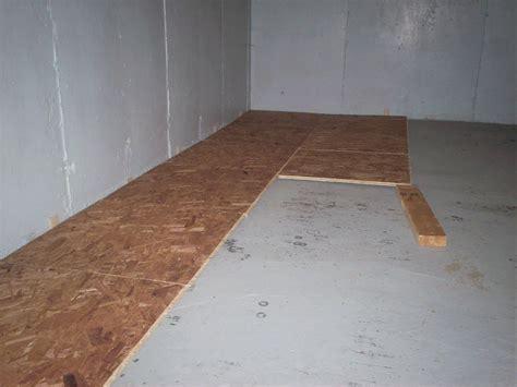 Basement Subfloor Smalltowndjscom
