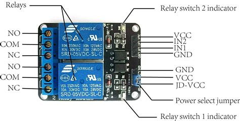 Arduino Lesson Channel Relay Module