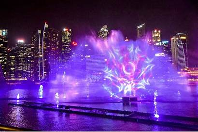 Singapore Shows Bay Marina Things Guide Incredible