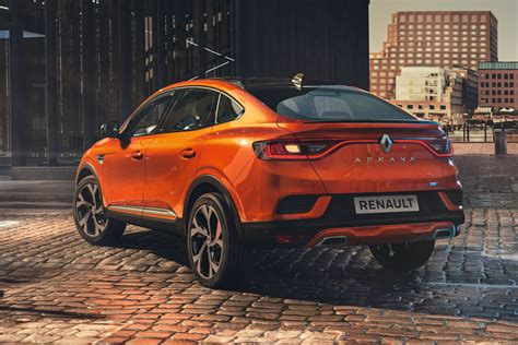 Renault Arkana Finally Coming To Europe In 2021 With All ...