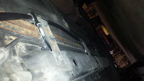 plasticnylon fuel  repair tips gm forum buick