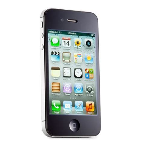 iphone 4s sprint apple iphone 4s sprint review rating pcmag