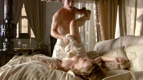 Ruta Gedmintas Nude Sex Scene In The Tudors Series Scandal Planet