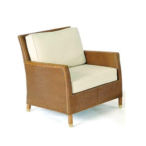 fauteuil de salon en loom brin d 39 ouest