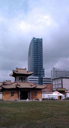 architecture  mongolia wikipedia