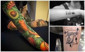 Tatuajes, Para, Chef, Hombres, Y, Mujeres, Enamorados, De, La, Cocina